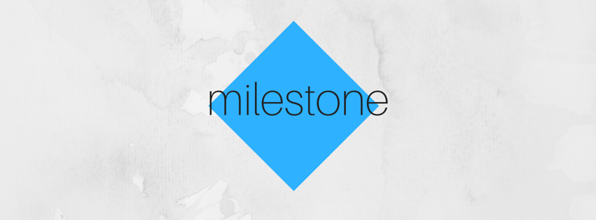 What is a milestone?