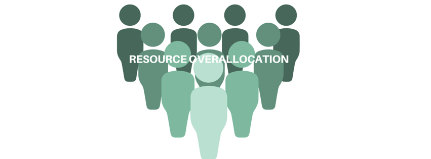 Solving resource overallocation in MS Project